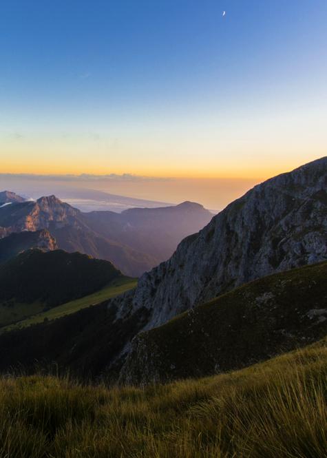 Attività outdoor: Trekking sulle Alpi Apuane