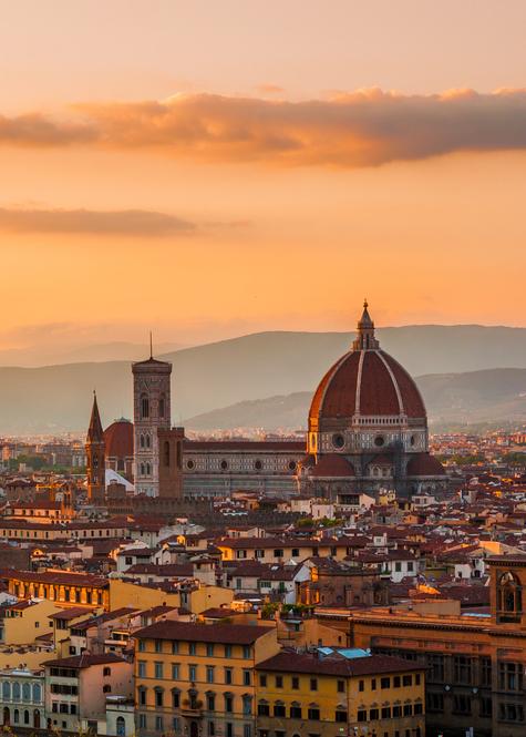 Luoghi da visitare: Firenze