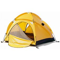 In tenda a Marina di Massa
